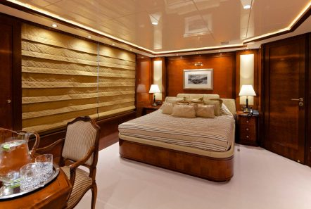 o_ceanos superyacht charter double stateroom_valef -  Valef Yachts Chartering - 5553