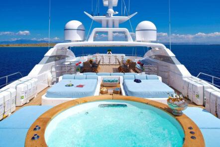 Oceanos Superyacht Charter - Valef Yachts