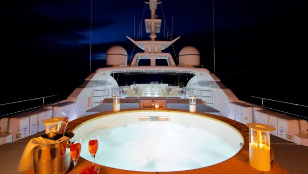 o_ceanos superyacht charter jacuzzi2_valef -  Valef Yachts Chartering - 5546