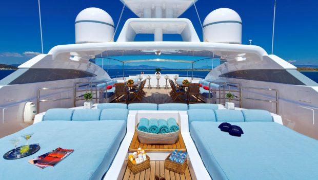 o_ceanos superyacht charter sun lounge_valef -  Valef Yachts Chartering - 5538