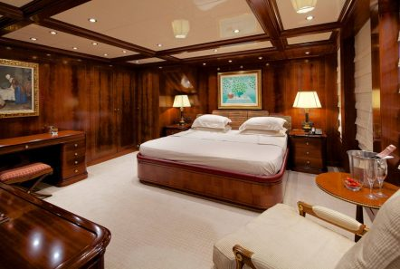o_ceanos superyacht charter vip stateroom_valef -  Valef Yachts Chartering - 5531