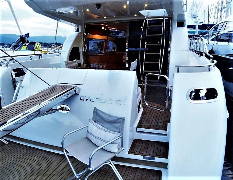 aventura ii aft (1)_valef -  Valef Yachts Chartering - 5621