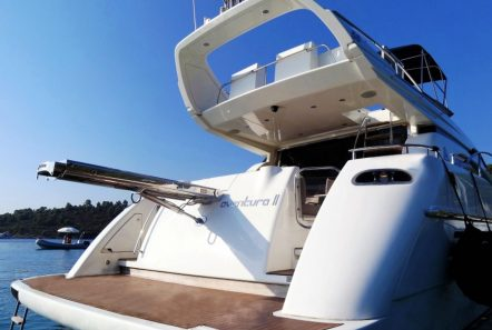 aventura ii aft (2)_valef -  Valef Yachts Chartering - 5620