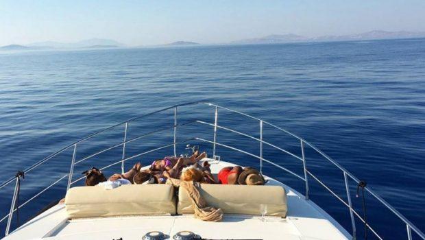 aventura ii fore_valef -  Valef Yachts Chartering - 5604