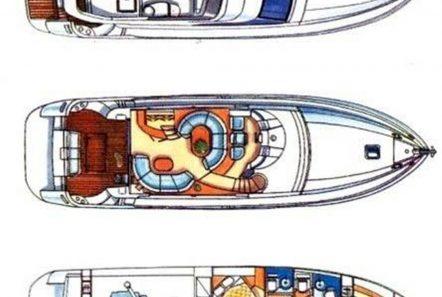 aventura ii layout_valef -  Valef Yachts Chartering - 5601