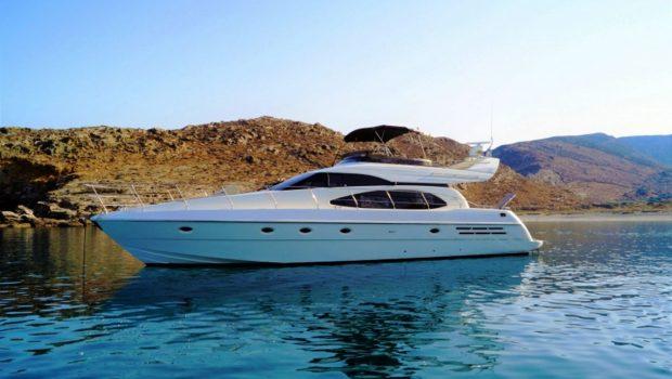 aventura ii profile_valef -  Valef Yachts Chartering - 5600