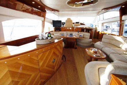 aventura ii salon and dining (2)_valef -  Valef Yachts Chartering - 5598