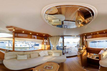 aventura ii salon and dining (3)_valef -  Valef Yachts Chartering - 5597