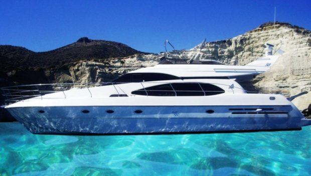 aventura ii sideview_valef -  Valef Yachts Chartering - 5590