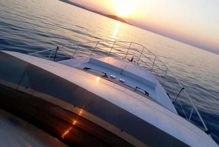 aventura ii sunset_valef -  Valef Yachts Chartering - 5587
