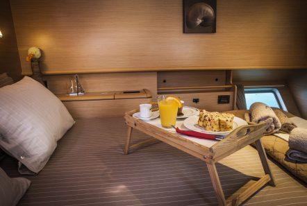 elvira catamaran lagoon 500  double cabins (4)_valef -  Valef Yachts Chartering - 5583