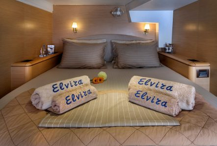 elvira catamaran lagoon 500 double cabins_valef -  Valef Yachts Chartering - 5573