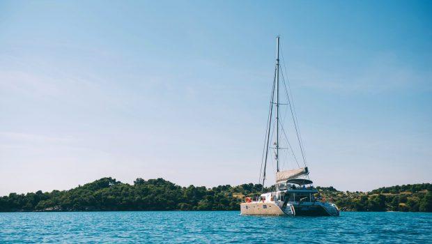 elvira catamaran lagoon 500 exterior (5)_valef -  Valef Yachts Chartering - 5569