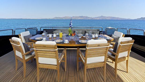 o'pati aft deck (1)_valef -  Valef Yachts Chartering - 5634