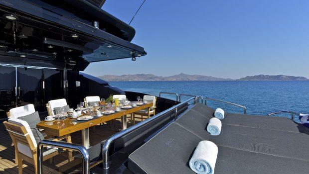o'pati aft deck (2)_valef -  Valef Yachts Chartering - 5635