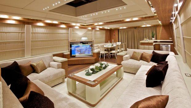 o'pati salon dining (2)_valef -  Valef Yachts Chartering - 5646