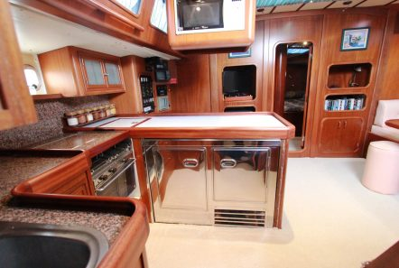 summer love sailing yacht galley (1) min -  Valef Yachts Chartering - 4887