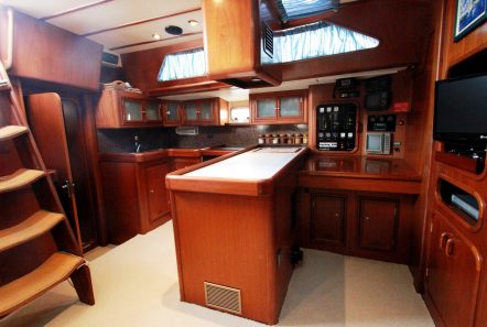 summer love sailing yacht galley (2) min -  Valef Yachts Chartering - 4886