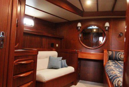 summer love sailing yacht  master cabin (1) min -  Valef Yachts Chartering - 4892