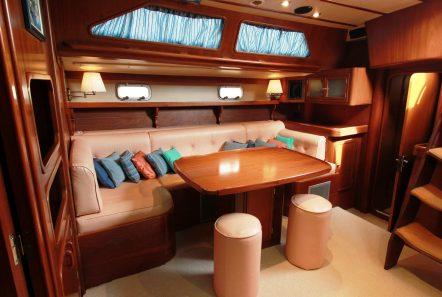 summer love sailing yacht salon min -  Valef Yachts Chartering - 4883