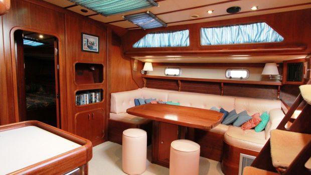 summer love sailing yacht salon2 min -  Valef Yachts Chartering - 4884