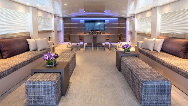 tropicana motor yacht salon (1)_valef -  Valef Yachts Chartering - 5132