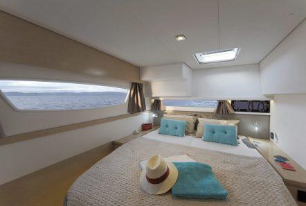 tiziano saba 50 catamaran cabins (3) -  Valef Yachts Chartering - 2774