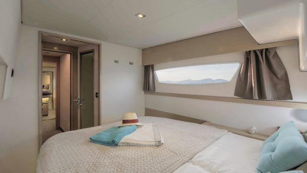 tiziano saba 50 catamaran cabins (4) -  Valef Yachts Chartering - 2773