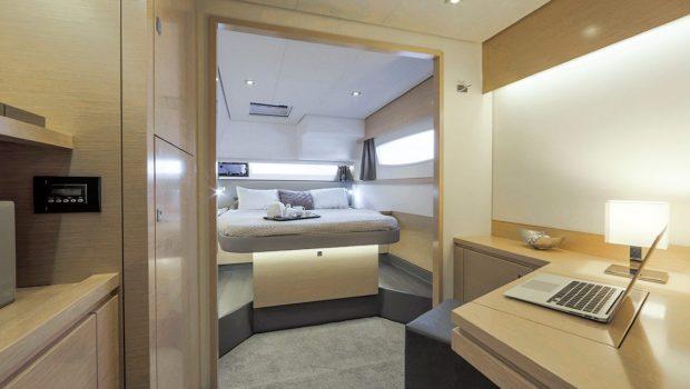 tiziano saba 50 catamaran cabins (5) -  Valef Yachts Chartering - 2772
