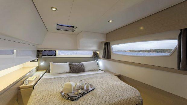 tiziano saba 50 catamaran cabins (6) -  Valef Yachts Chartering - 2771