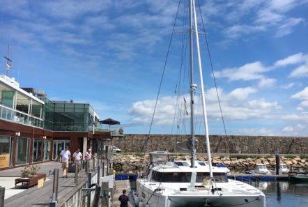 tiziano saba 50 catamaran exterior (3) -  Valef Yachts Chartering - 2766
