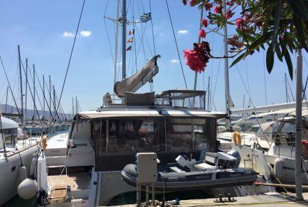 tiziano saba 50 catamaran exterior (4) -  Valef Yachts Chartering - 2765