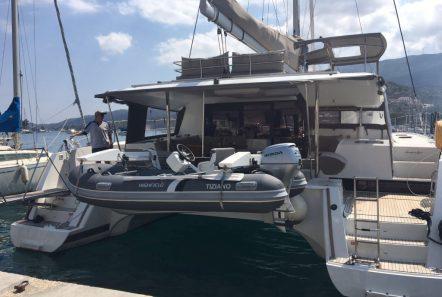 tiziano saba 50 catamaran exterior (5) -  Valef Yachts Chartering - 2764