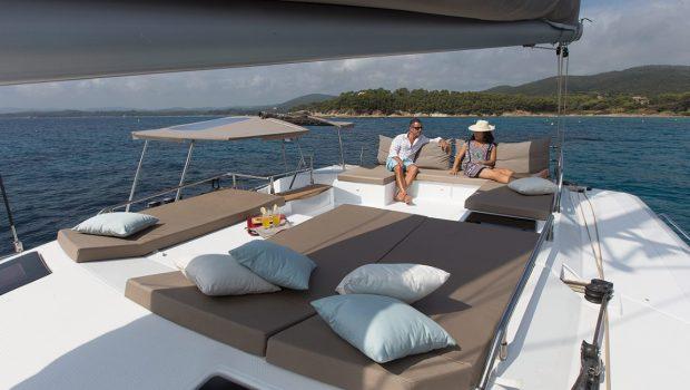 tiziano saba 50 catamaran exterior spaces (3) -  Valef Yachts Chartering - 2760