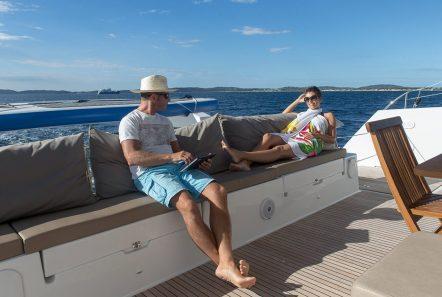tiziano saba 50 catamaran exterior spaces (4) -  Valef Yachts Chartering - 2759