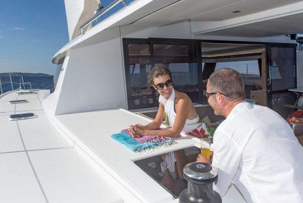 tiziano saba 50 catamaran exterior spaces (5) -  Valef Yachts Chartering - 2758