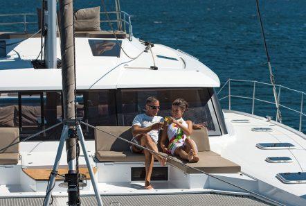 tiziano saba 50 catamaran exterior spaces (6) -  Valef Yachts Chartering - 2757