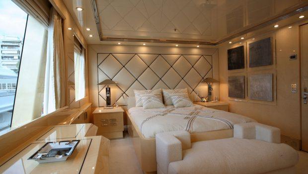 sunday megayacht cabins (3) -  Valef Yachts Chartering - 3321