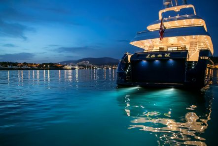 jaan aft deck lights_valef -  Valef Yachts Chartering - 5678