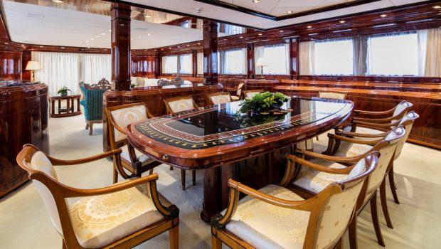 jaan dining (2)_valef -  Valef Yachts Chartering - 5706