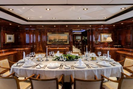 jaan dining_valef -  Valef Yachts Chartering - 5703