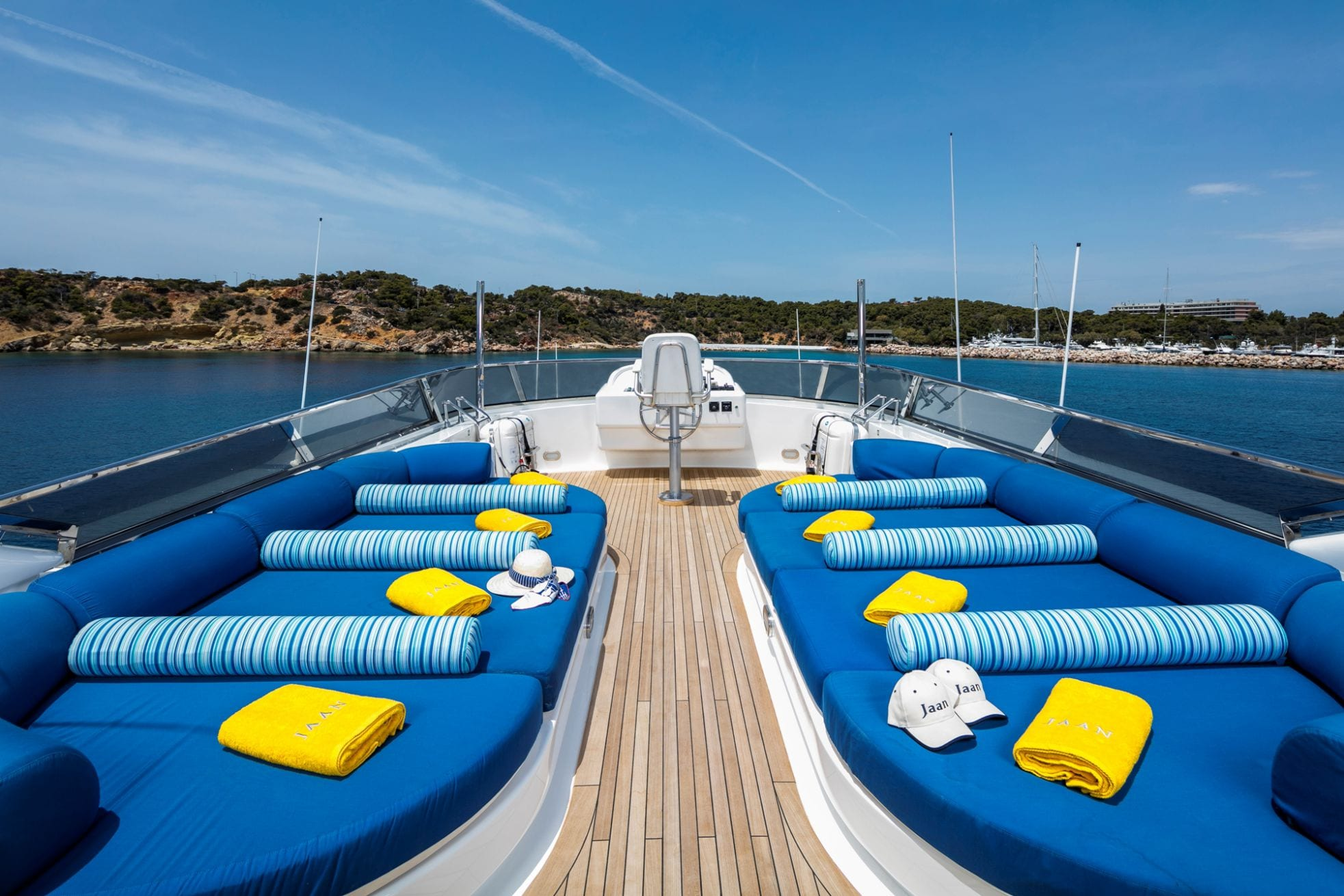 jaan sundeck (3)_valef -  Valef Yachts Chartering - 5685