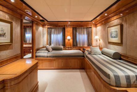 jaan twin stateroom_valef -  Valef Yachts Chartering - 5697