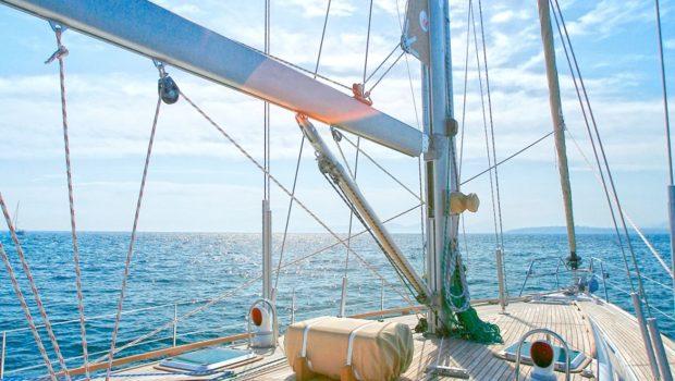 mythos sailing yacht bow_valef -  Valef Yachts Chartering - 5425