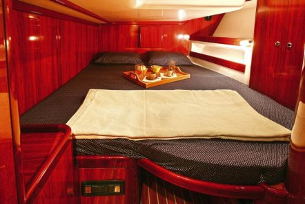 mythos sailing yacht master cabin_valef -  Valef Yachts Chartering - 5416