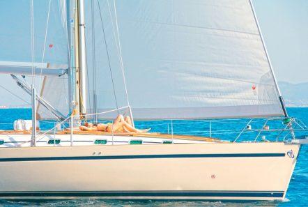 mythos sailing yacht sailing_valef -  Valef Yachts Chartering - 5414