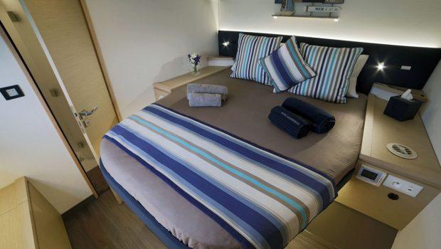 new horizons ii catamaran cabins (2)_valef -  Valef Yachts Chartering - 5397