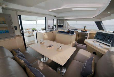 new horizons ii catamaran interior space (2)_valef -  Valef Yachts Chartering - 5391