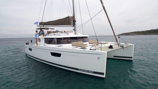 new horizons ii catamaran profile2_valef -  Valef Yachts Chartering - 5388