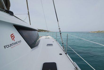 new horizons ii catamaran side_valef -  Valef Yachts Chartering - 5387